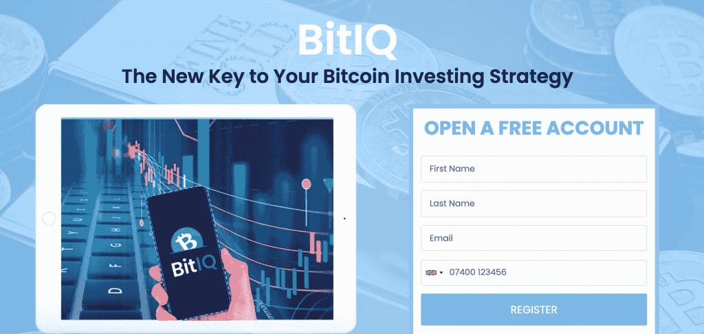 BitIQ Account