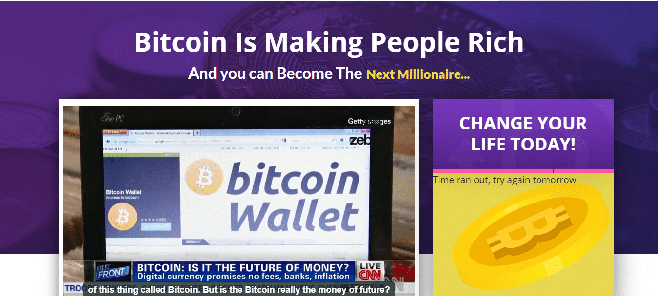 que tan cierto es lo de bitcoin commerciante voglio diventare miliardario