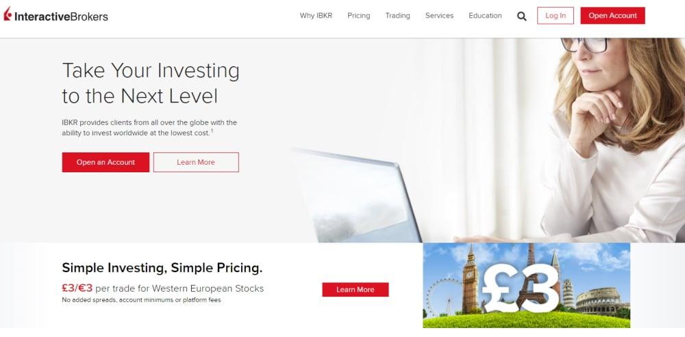 Best Algorithmic Trading Platform Interactive Brokers