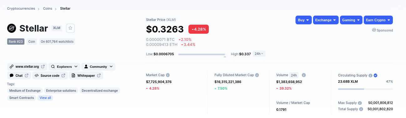 how to invest in stellar
