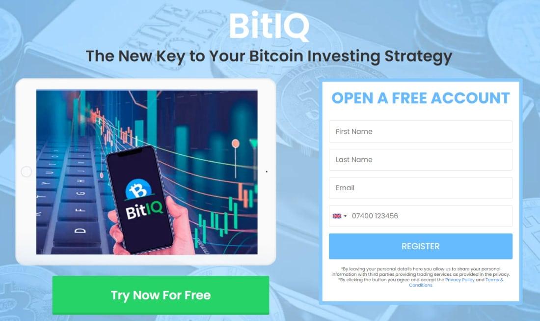 Best trading robot - BitIQ