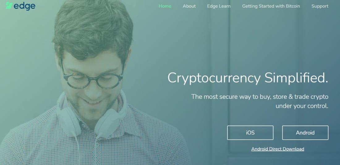 Best Bitcoin Wallet - Edge Mobile Wallet