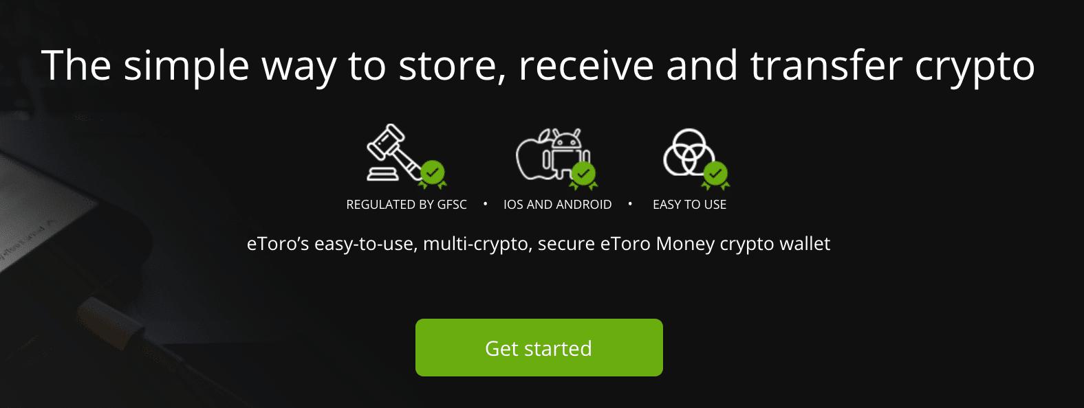 etoro crypto wallet