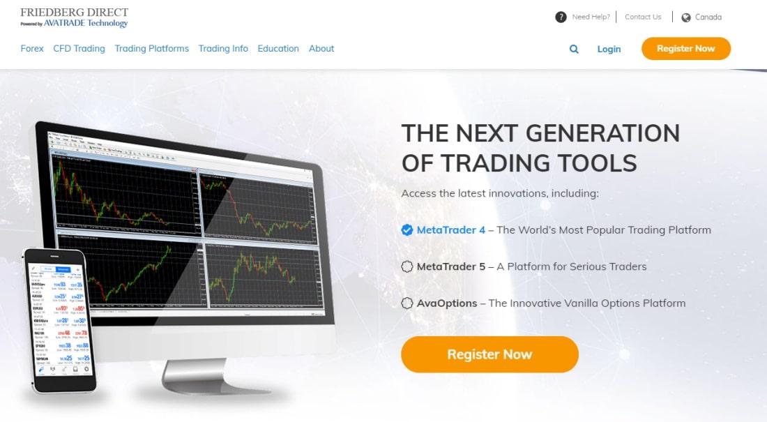 Best Crypto Exchange Canada - AvaTrade