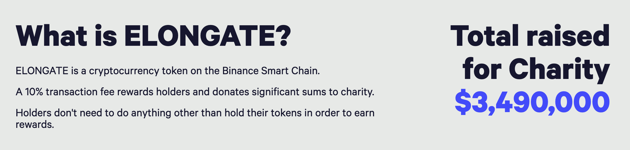 elongate cryptocurrency