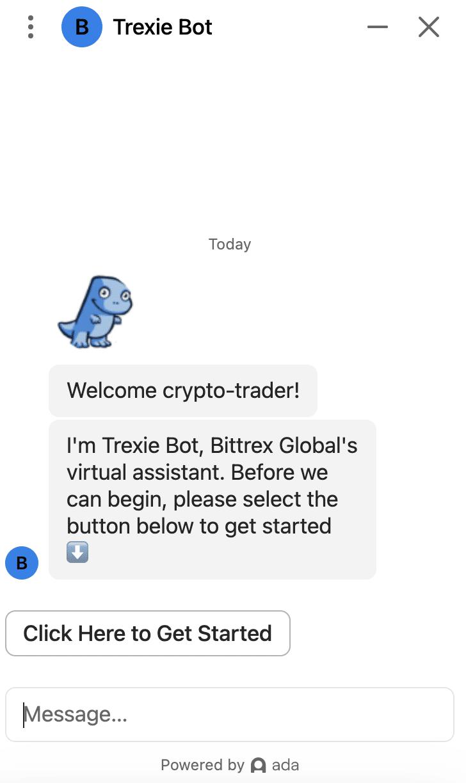 bittrex customer support