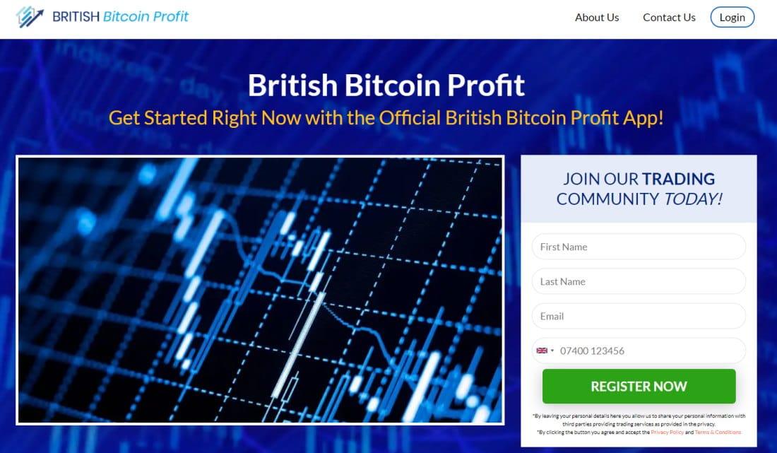 British Bitcoin Profit - Leading AI Crypto Trading Software