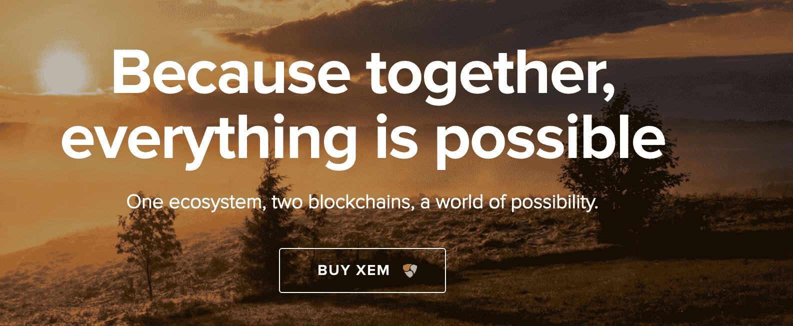 XEM price prediction